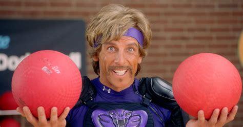 Ben Stiller Dodge Ben Stiller And Vince Vaughn Suit Up Again In Dodgeball