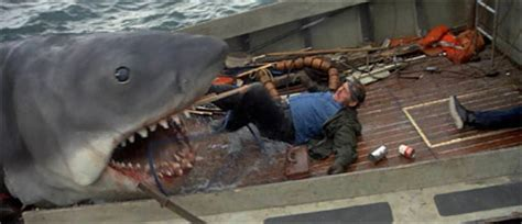 jaws 2 boat attack quot you re going to need a bigger boat quot far flungers