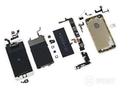 ifixit teardown iphone   iphone  zerlegt