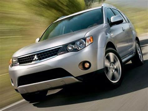 2009 mitsubishi outlander pricing ratings reviews kelley blue book