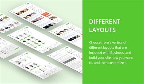 wordpress theme different page layout business premium wordpress business theme mythemeshop
