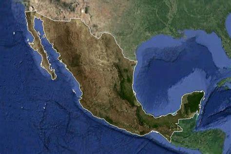 imagenes satelital de wilde la pen 237 nsula de baja california se desplaza cuatro