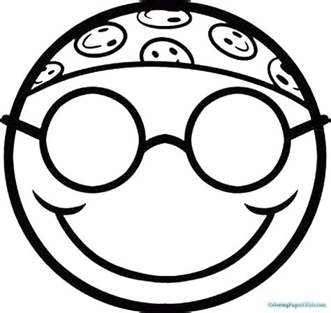 printable coloring pages emoji coloring pages of sun glasses emoji coloring pages for kids