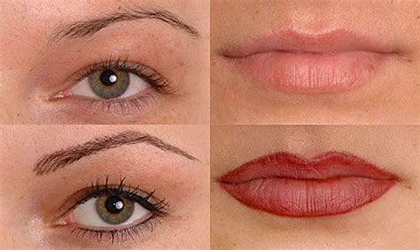 tattoo eyebrows itch everything you should know about the permanent makeup