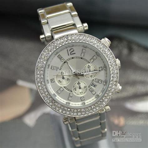 unisex luxury womens watches gold silver