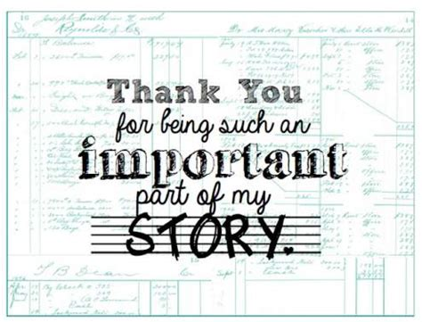 thank you letter to family friend 32 best thank you quotes and sayings