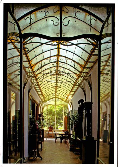 deco arquitectura interior house m frison lebeaustraat 37 by victor horta