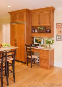 Desk In Kitchen Design Ideas Kitchen Desk Cabinet Ideas