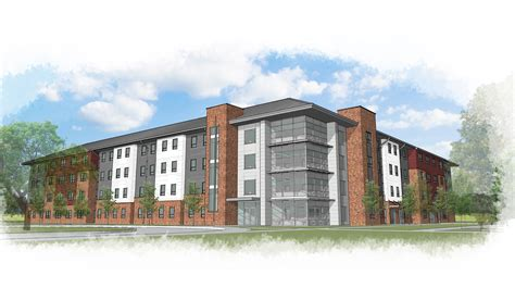 louisiana housing southeastern breaks ground for new residence halls project