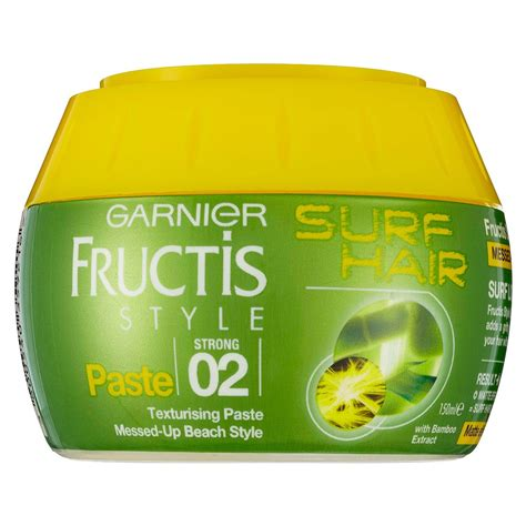 Garnier Fructis Hair Style Gel by Buy Fructis Style Surf Hair Paste 150 Ml By Garnier
