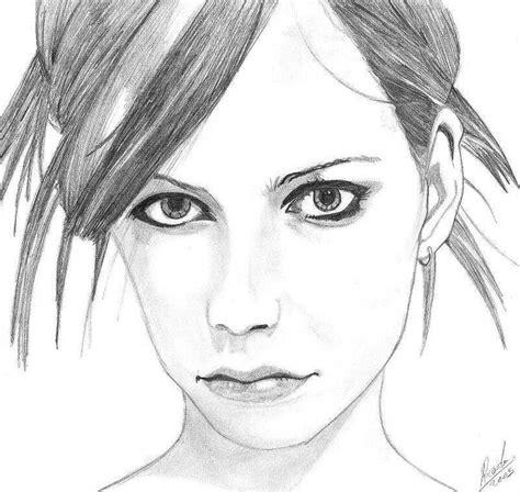 dibujos realistas rostros dibujos de rostros dibujos