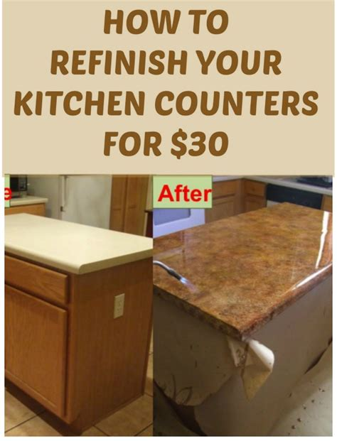 How To Refurbish Countertops by How To Refinish Formica Cabinets Unique Chalk Paint