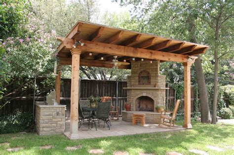 outdoor living spaces dallas southwest fence deck outdoor living space traditional
