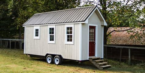 build a tiny house cheap affordable small houses