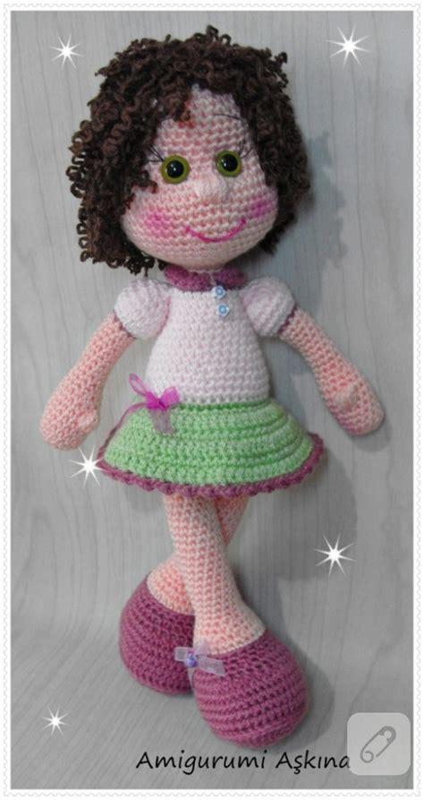 doll 10marifet amigurumi kıvırcık sa 231 lı bebek 10marifet org
