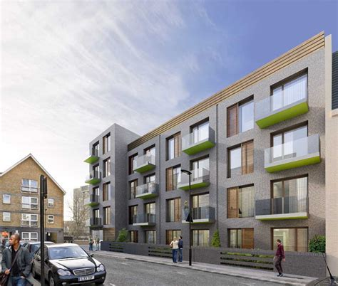 housing design london housing residential buildings e architect