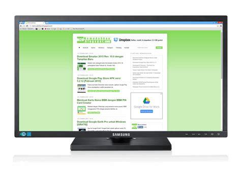 Monitor Samsung Kotak mengatasi monitor tidak bisa screen pada kartu grafis ati amd radeon memudahkan