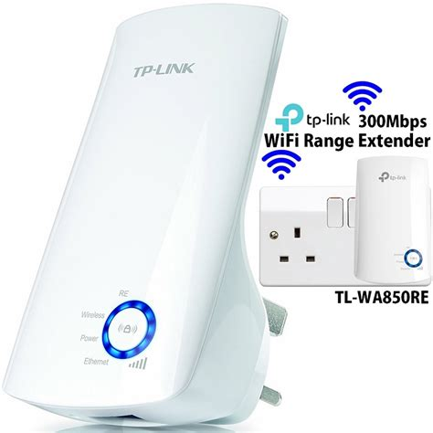 Wireless Router Repeater Wifi Tp Link Wa850re tp link n300 wifi universal range extender 300mbps tplink wireless personal computer center