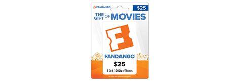 25 fandango gift card 19 50 - Fandango Gift Card Deals