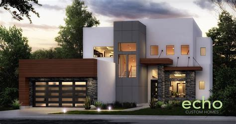 modern homes contemporary and modern home in houston oak forest garden oaks heights echo custom