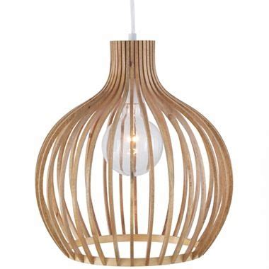 Wooden Ceiling Light Shades Studio Pendant Ceiling Light With Wood Shade Jcpenney I Like It