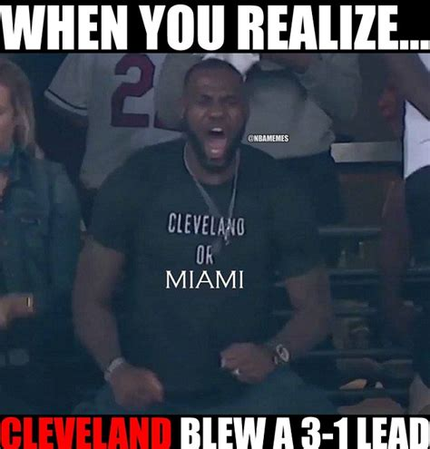 Cleveland Meme - twitter comes out to roast indians fans with memes after