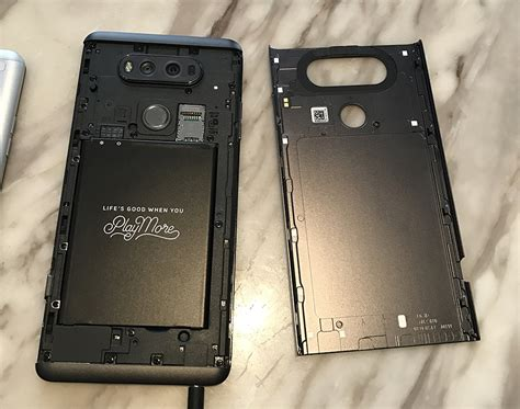 Lg V20 64gb Titan Single Sim Dr Korea on lg v20 a new premium smartphone hardwarezone sg