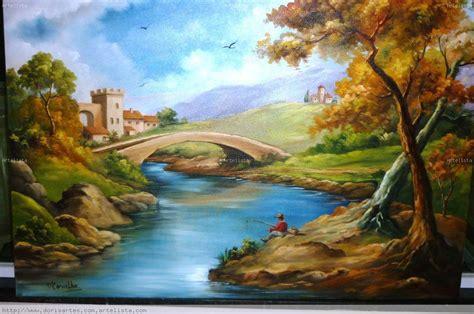 cuadros de paisajes - Cuadros De Paisaje