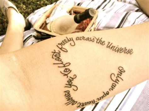 tattoo quotes about the universe quot only an open heart allows you to float across the