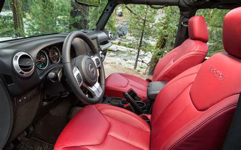 Wrangler Rubicon Interior by 2013 On Frame Suvs Truck Trend