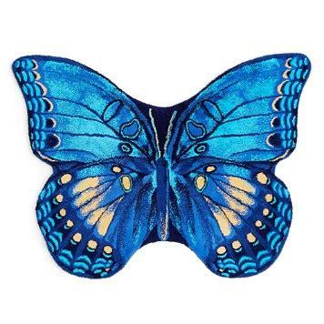Butterfly Bathroom Rug Abyss Butterfly Bath Rug 100 Bloomingdale S Exclusive Bloomingdale S