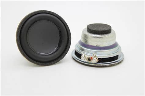 Speaker Neo Magnet Free Shipping Neodymium Magnet 1inch Range Speaker 4ohms Diameter 40mm Mini Speaker