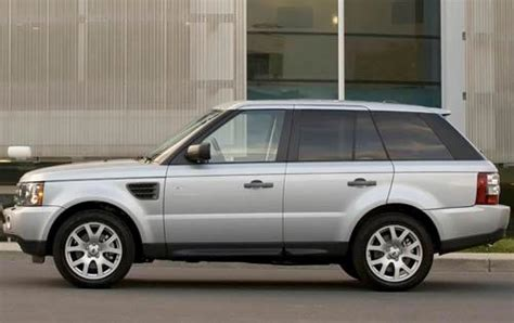land rover 2009 2009 land rover range rover sport information and photos