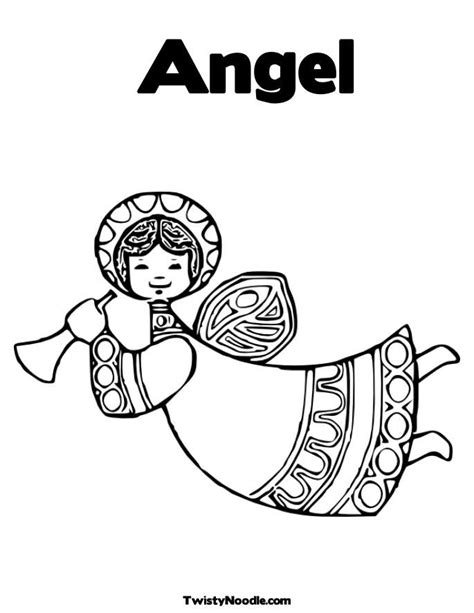 nativity angel coloring page nativity angels colouring pages page 2 coloring home