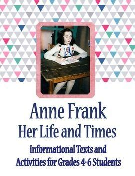 anne frank biography year 6 13 best history project images on pinterest anne frank
