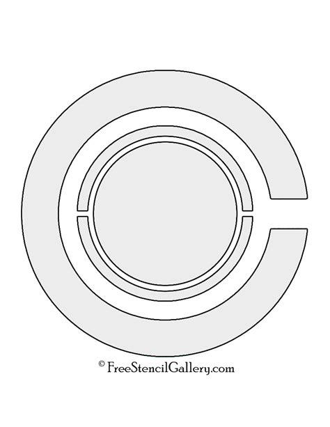 symbol templates cyborg symbol stencil free stencil gallery