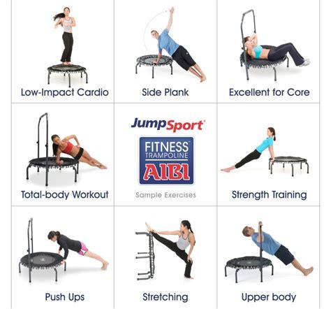 jumpsport fitness troline model 250 17 ways to lose