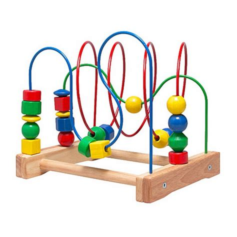 baby bead maze awesome baby toys from ikea stylish