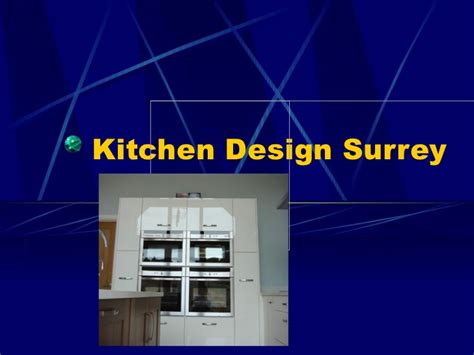 Kitchen Design Surrey by Kitchen Design Surrey