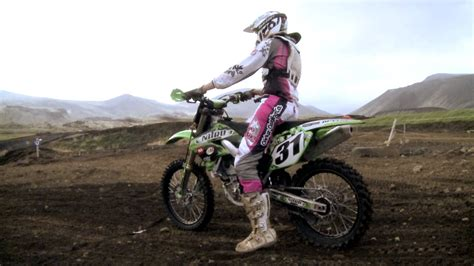 girls motocross quot power quot motocross youtube