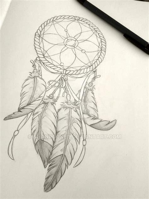dreamcatcher sketch by shanrocket on deviantart