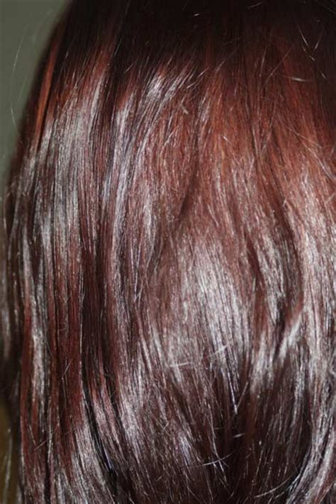 if i use a medium golden mahogany over blonde highlights wil my hair come out dark garnier olia 4 35 dark golden mahogany hair colar and