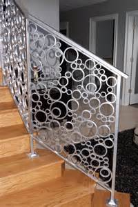 Contemporary stair rails contemporary staircase atlanta by