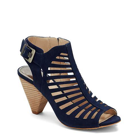 Sandal Boerit Cl Cw Biru 1 vince camuto eliana cutout cone heel sandal in black lyst