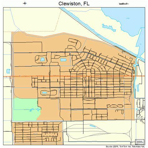 clewiston florida map clewiston florida map 1213000