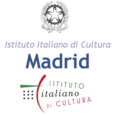consolato italia madrid la settimana della lingua italiana a madrid il programma