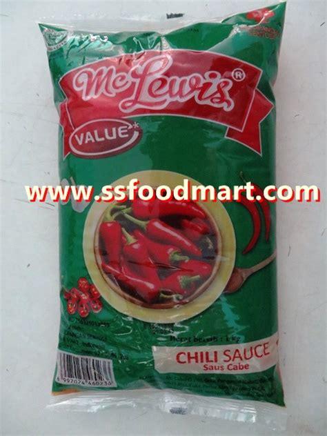 Saos Blackpepper My Taste saos sambal mc lewis 1 kg