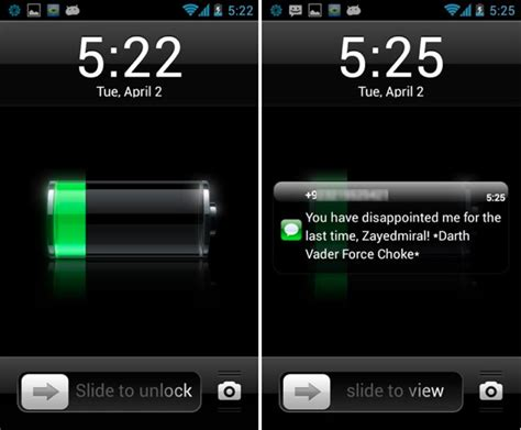 barra de notificaciones superior no funciona transforma tu android en un iphone crea tu androide el