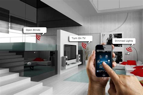 home automation residential services smart home
