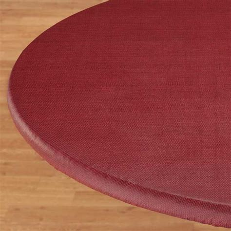 classic weave elasticized table cover table covers
